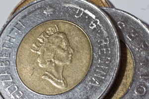 Day 097: Toonie Friday -Flickr