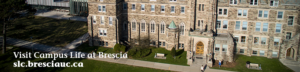 Brescia   Student Life Centre Blog